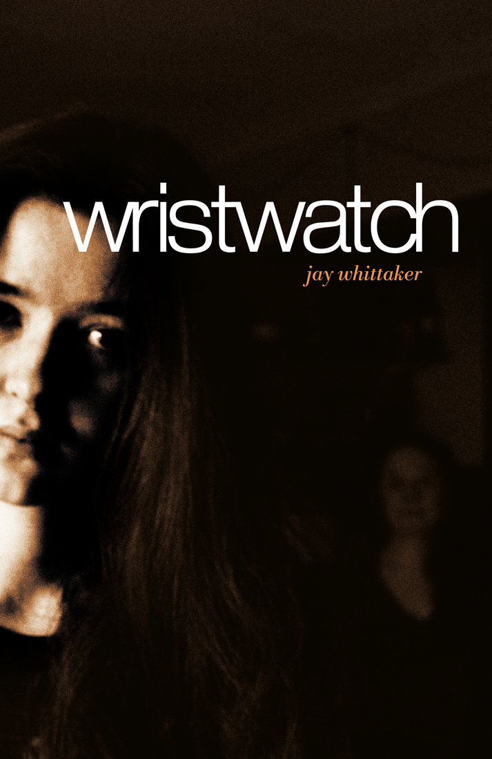 wristwatch front cover